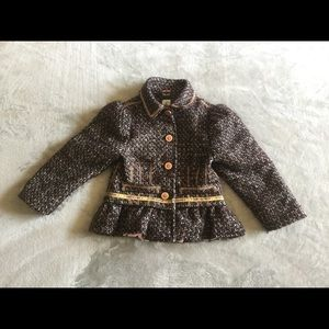 Other - Made in Italy girl's jacket